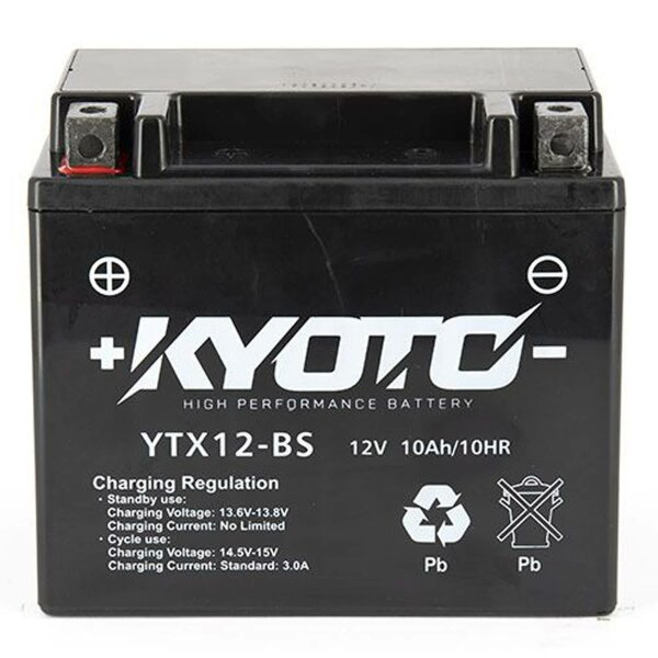 Batterie ytx12-bs High Quality mit Säure