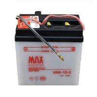 Batterie 6n6-1d-2 High Quality