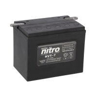 Batterie HVT 07 (Harley usw. schuettelfest)
