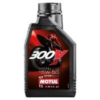 MOTUL 300v factory line 15w-50 1 liter 4-takt