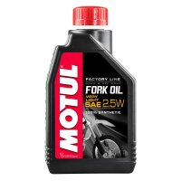 MOTUL fork oil factory line 1liter 2,5W very light