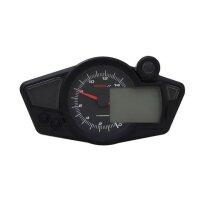 Koso Tachometer RX1N im GP Style weiße...