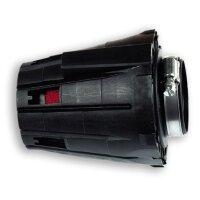 TUNINGLUFTFILTER Gummimantel gerade 28-35mm