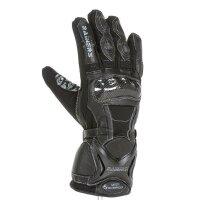 Handschuhe RAINERS ADVENTURE Carbon schwarz  Gr. 8-12...
