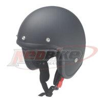 REDBIKE Helm RB-760 Farbe matt schwarz Größe...