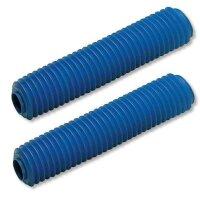 Faltenbalge Durchmesser 38mm, Länge 350mm, blau