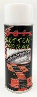 Kettenspray weiß eingefärbt GÖTZ24 400ml