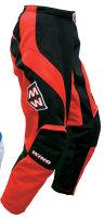 Hose MX-Enduro GP-2 rot-schwarz-weiss