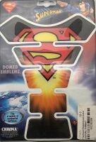 Tankpad Supermann Color LETHAL THREAT