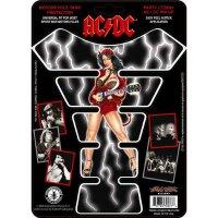 Tankpad AC/DC Girl LETHAL THREAT