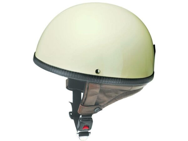 REDBIKE Helm RB-500 Serie Farbe elfenbein Helm-Größe 56-62