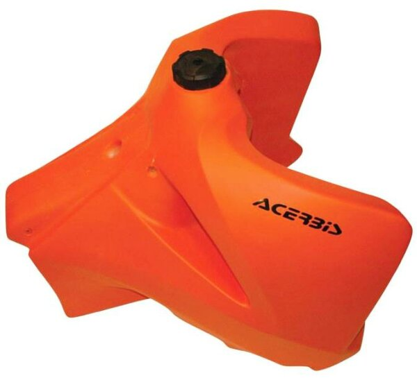 ACERBIS Tank KTM EXC 250-525 2005-2007 25 Liter orange