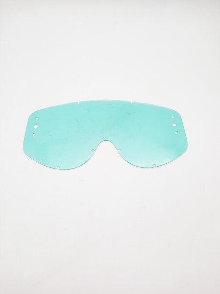 Ersatzscheibe klar für MX Brille SCOTT 89 / 83 mit Löcher für Roll-Off-System