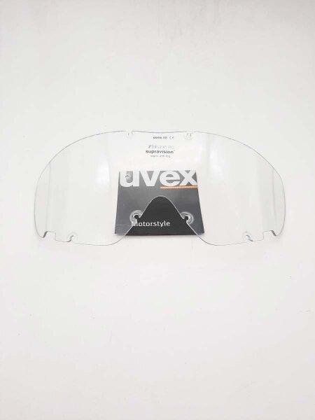 Ersatzscheibe klar für UVEX ORBIT MX Brille