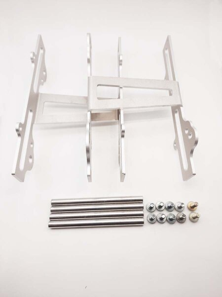 Kühlerschutz Aluminium BETA RR 250/400/450/525 4ST Bj. 05-11