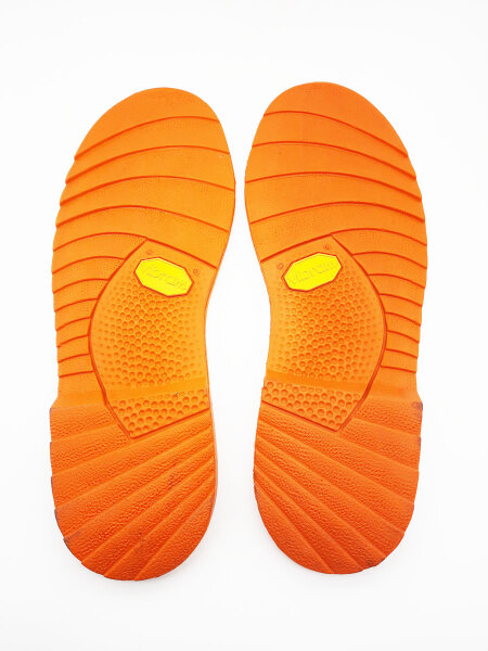 vibram sohle mombello motocross orange bis 31cm