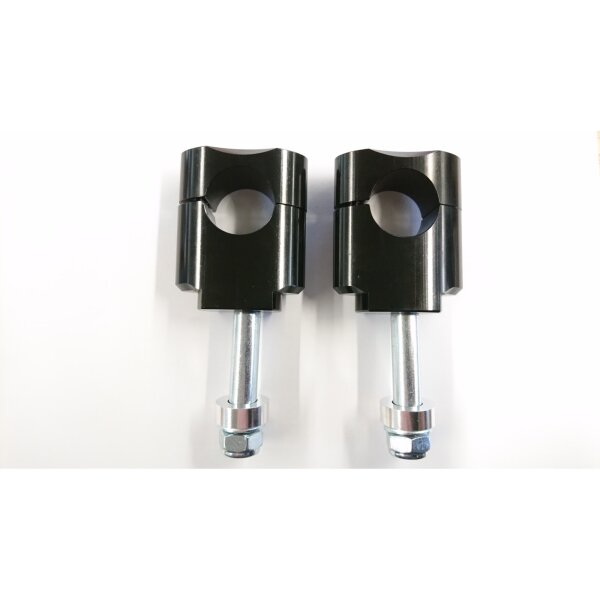 Lenkerbefestigung für 28,6mm Lenker geschraubte Lenkeraufnahme Erhöhung 10mm WRP