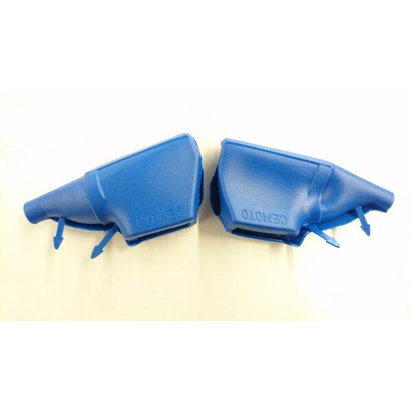 Hebelschutz UNIVERSAL Gummi blau paarweise