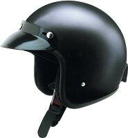 REDBIKE Helm Jethelm RB-710 Farbe matt schwarz