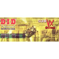 DC Kette 530 MZO-Gold, doppelt verstärkt, X-Ring