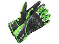 BÜSE Handschuhe DONINGTON grün/schwarz