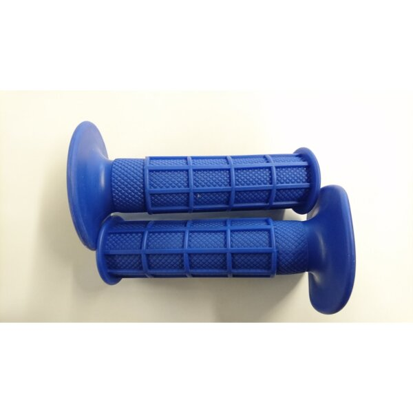 Griffgummi MX Grand Prix blau 22/25mm paarweise