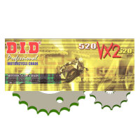 DID Kettensatz SUZUKI 1000 DL V-Storm (K2-K9,L0-L1) (520)...