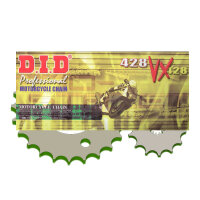 DID Kettensatz DAELIM 125ccm VC S Bj. 95-99...