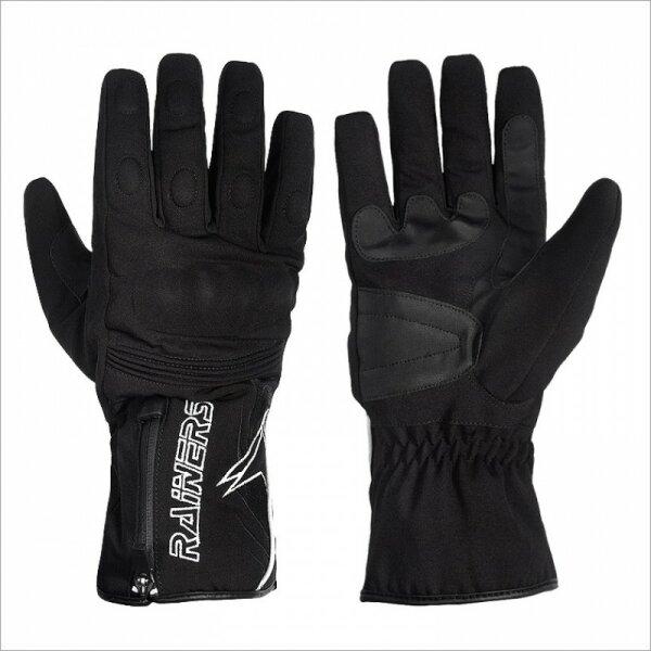 RAINERS Handschuhe ICE schwarz  Gr. XS-XXL (7-12)