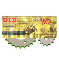 DID Kettensatz KTM 530ccm XC-W-ZA Bj. 10 Übersetzung...