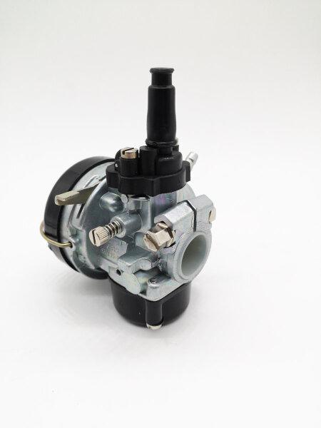 Vergaser universal 15mm SHA 15-15 mit Handchoke und integriertem Luftfilter