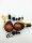 Lenkerblinker Ochsenauge schwarz Paarweise