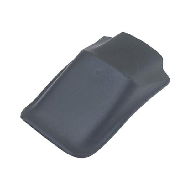 Kennzeichenhalter UNIVERSAL schwarz (Spritzschutz) 300x85mm