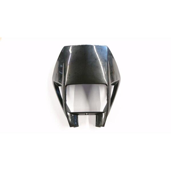 Lampenmaske für KTM alle EXC Modelle Bj. 98-04 schwarz CEMOTO