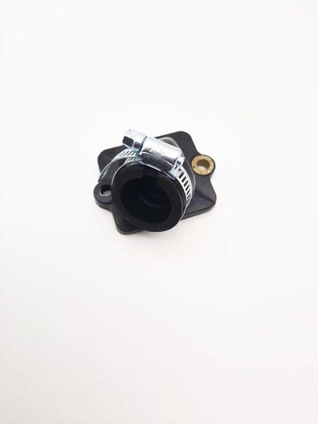 Ansaugstutzen PIAGGIO 23mm Anschlussweite für Vergaser 12-21mm