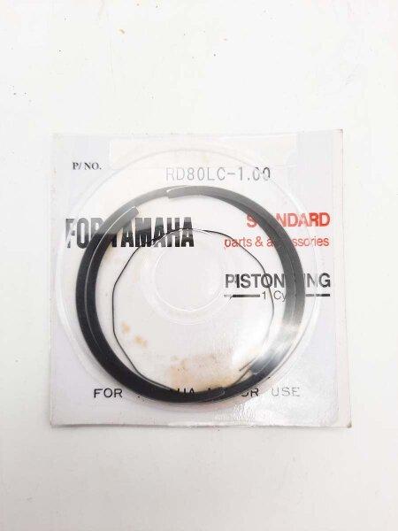 Kolbenringsatz 50,00mm 4, Übermaß YAMAHA DT/RD 80 LC1 LC2 80ccm 17003119