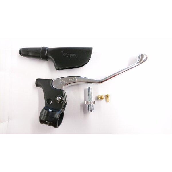Bremshebelsatz UNIVERSAL für Trommelbremse Modell 73 schwarz/silber MAGURA