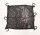 Gepäcknetz elastisch 35x40cm mit 6 Gummiösen mit Haken schwarz