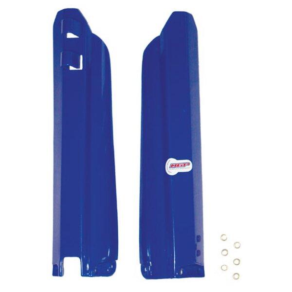Gabelprotektoren für 125 ccm YAMAHA YZ 125 Bj. 96-04 blau paarweise