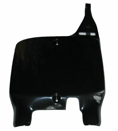 Nummerntafel schwarz SUZUKI RM 125/250 99-00