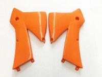 Kühlerverkleidung orange KTM SX 01-04 EXC/F 03-04