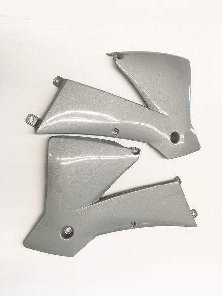 Kühlerverkleidung silber KTM SX/ EXC 01-04 EXC/F