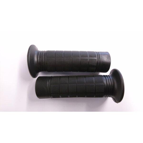 Griffgummi Strada schwarz 22/25mm paarweise