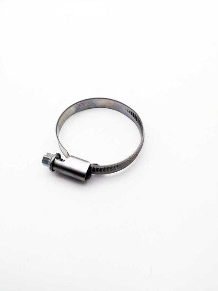 Schlauchschelle 32 - 50mm, Stahl verzinkt, Breite 9mm NORMA