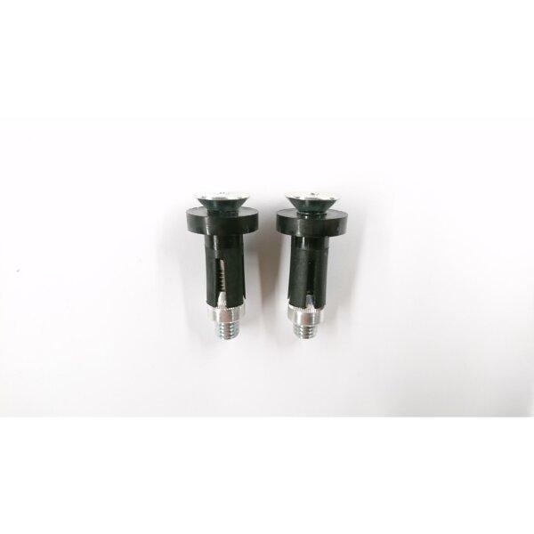 Lenkerendbefestigung 12mm für Handprotektor Evolution/Integral POLISPORT