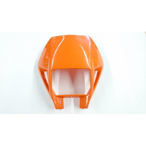 Lampenmaske für KTM alle EXC Modelle Bj. 98-04 orange CEMOTO