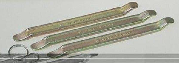 Reifenmontiereisen 240 mm 3er-set mit Haken