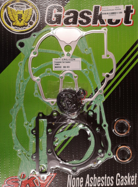 Motordichtsatz HONDA NX650 88-93 XR650L 93-96