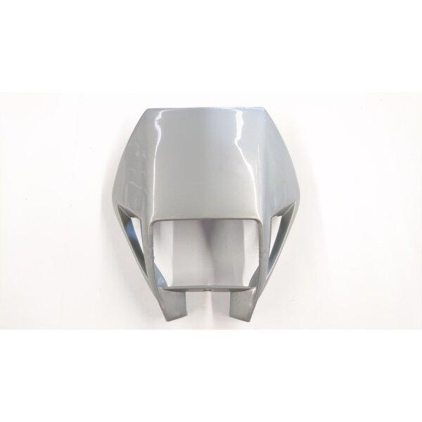 Lampenmaske für KTM alle EXC Modelle Bj. 98-04 silber CEMOTO