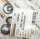Motorsimmerringsatz YAMAHA-MBK - P400485400005